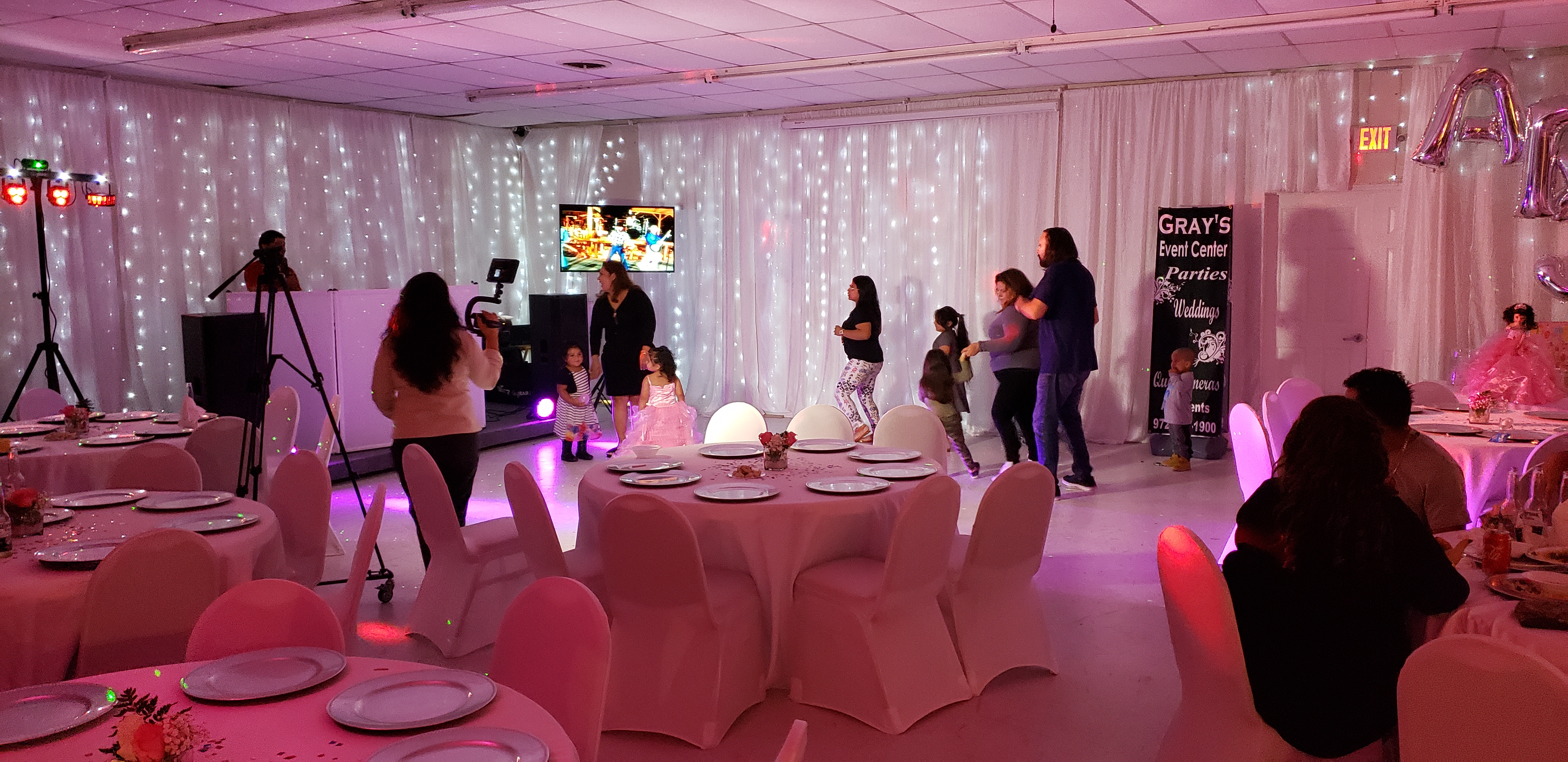 Gray's Event Center Mexican party (14)