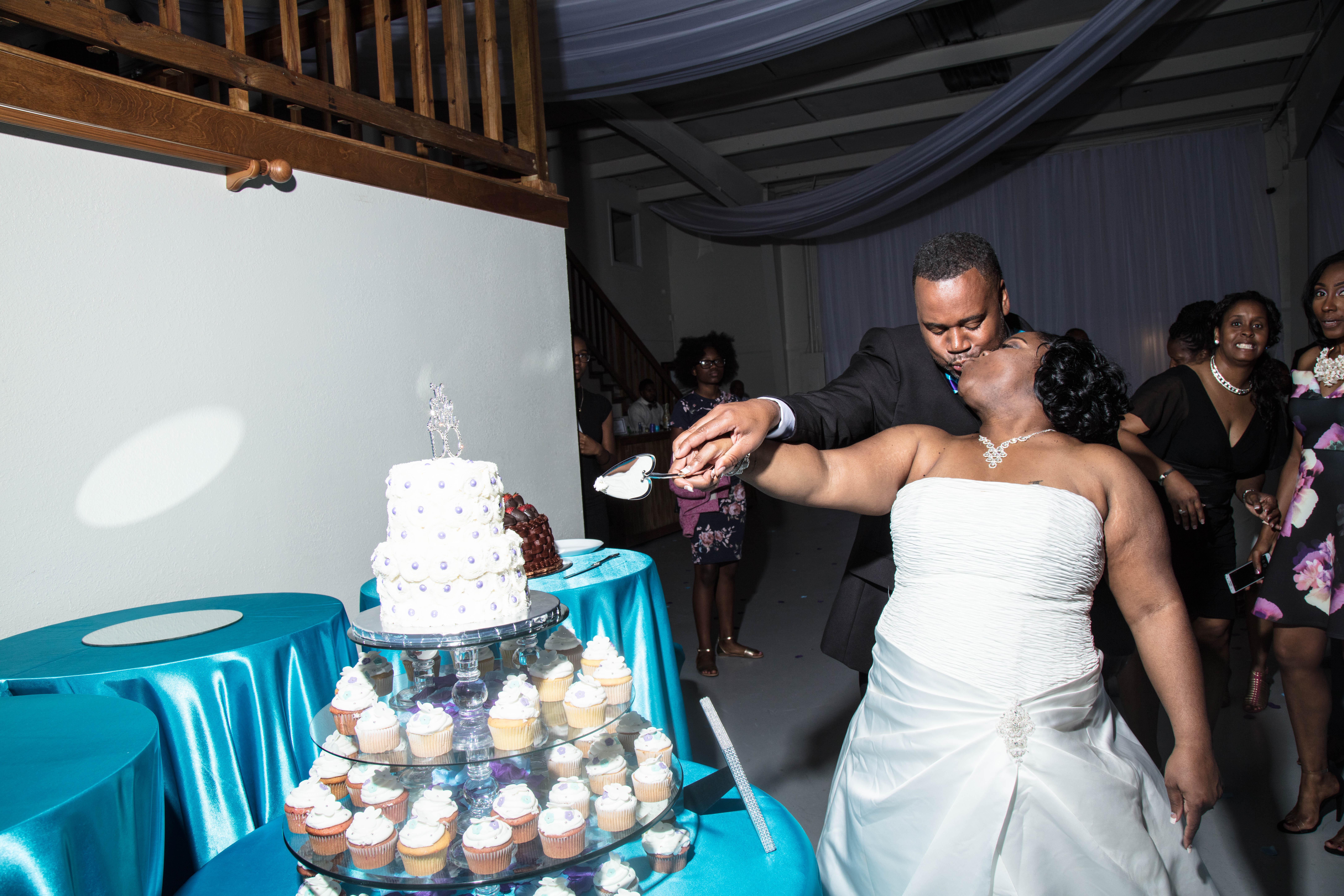 Miller and Yolanda Wilson III Wedding (212)