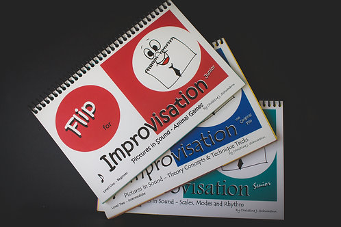 Flip for Improvisation - Complete Set