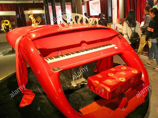 Your Musical Instrument -  A Vehicle!? (How to use your talents to pay for college!)