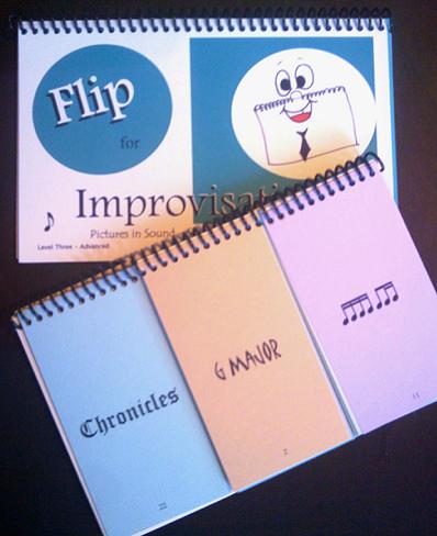 """Flip """"Sr"""" - Scales, Modes & Rhythm (Flip for Improvisation Level 3)"""