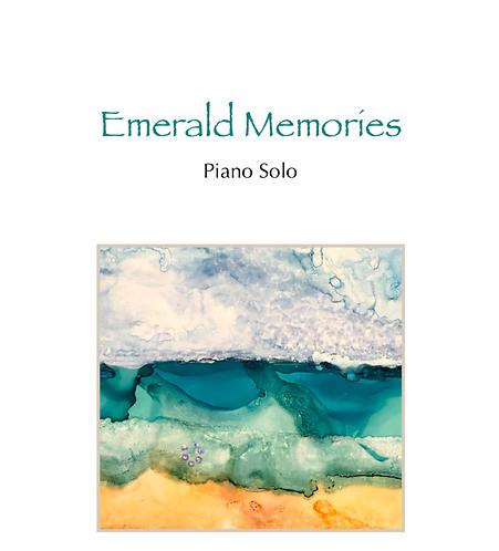 Emerald Memories - Piano Solo (Sheet Music)