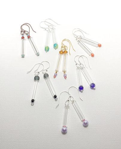 Norwegian Glass Earrings
