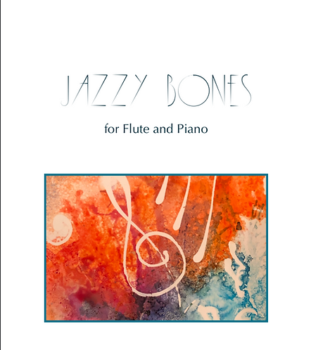 Jazzy Bones Flute and Piano Duo