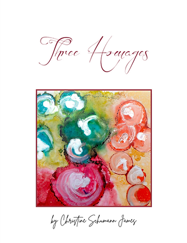 Three Homages (Digital Download)