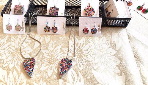 Candy Sprinkles Earrings