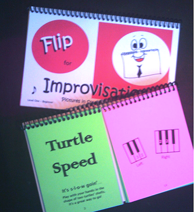 "Flip ""Jr"" - Animal Games (Flip for Improvisation - Level 1)"