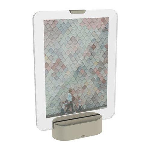 "Umbra -Glo LED Photo Display - Nickel - 5x7"""