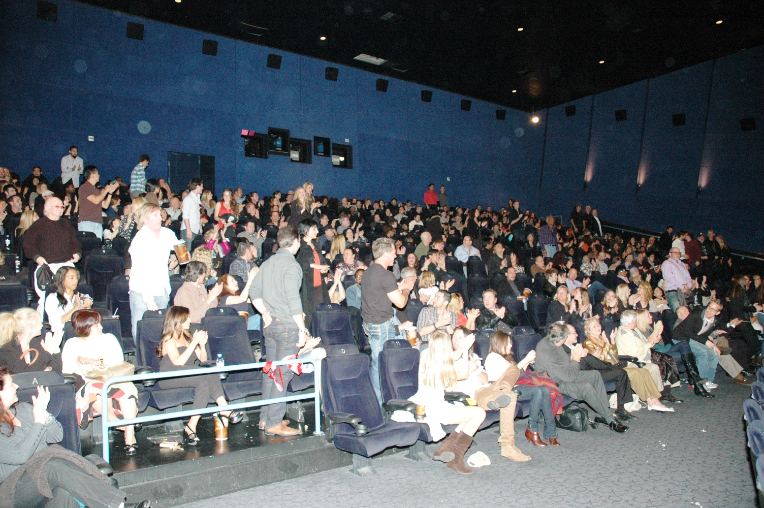 Full House Screening