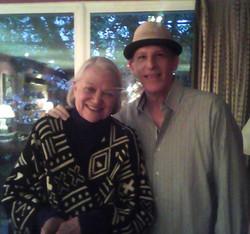 With Oscar Winner Louise Fletcher