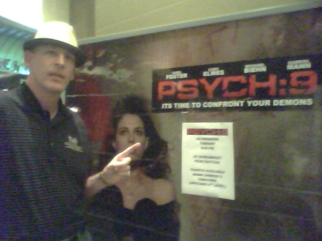 PSYCH:9 Hollywood Screening