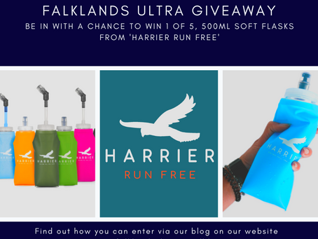 FALKLANDS ULTRA JANUARY GIVEAWAY