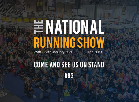 See you at the National Running Show!