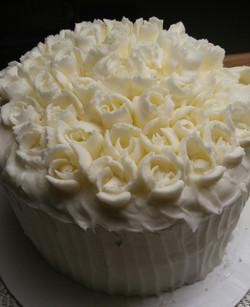 Key Lime Wedding Cake