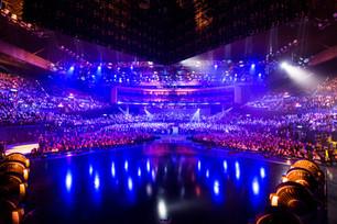 Claim Event AG :: Swiss Music Awards 2017+2018, Hallenstadion Zürich