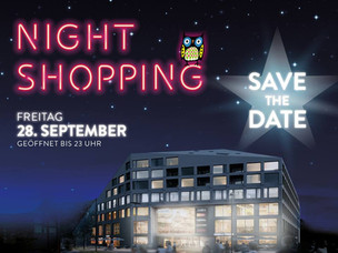 Wincasa AG :: Archhöfe Night Shopping 2016 - 2019