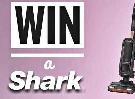 Win a Shark Vacuum!