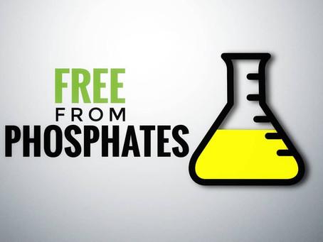 Phosphate Free Cleaning
