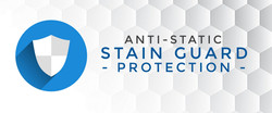 We Offer Anti Static Stain Guard