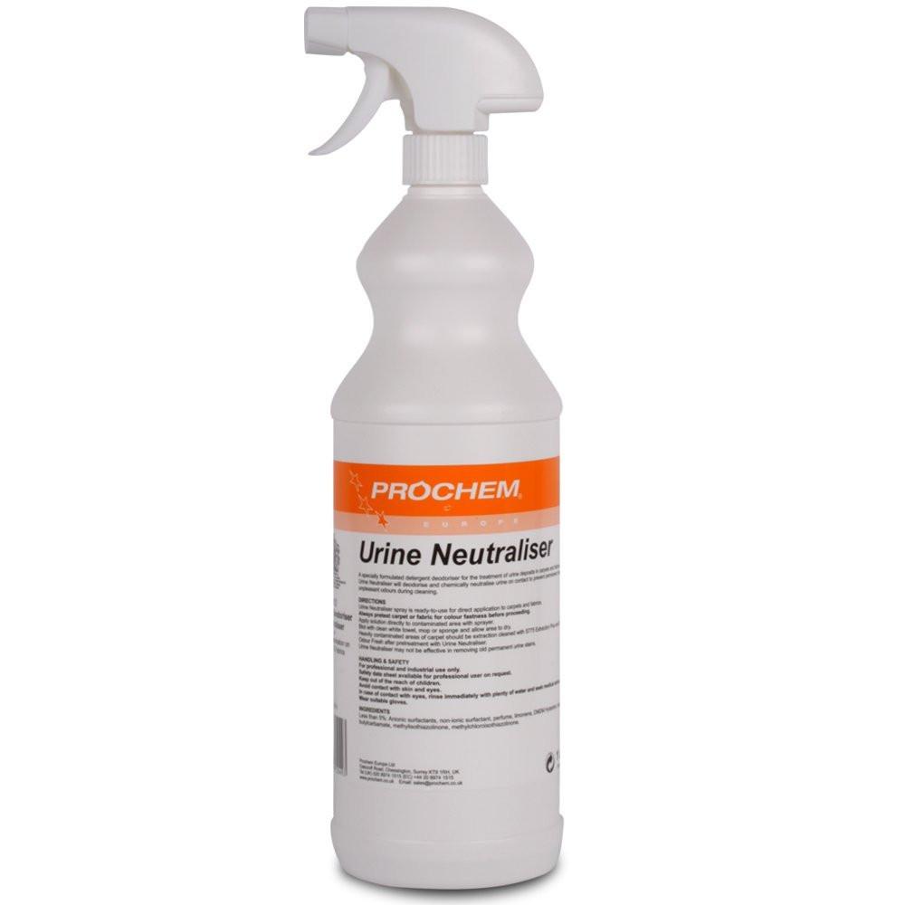 Urine Removal