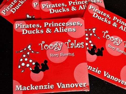 Pirates, Princesses, Ducks & Aliens
