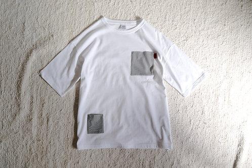 <JONNOVI.ORG>Double Pocket T-shirt