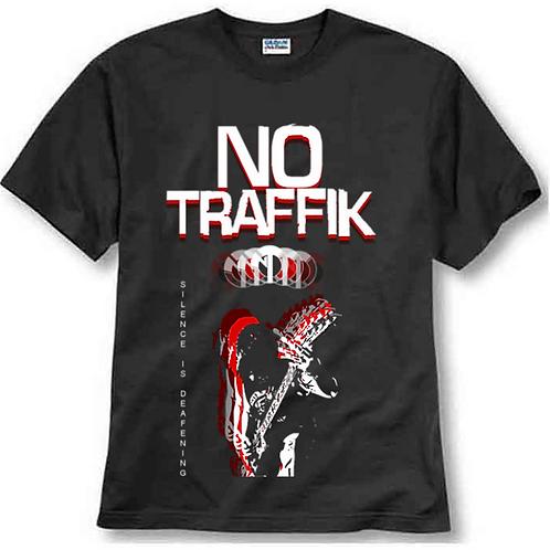 "No Traffik ""Silence Is Deafening"" T-Shirt"
