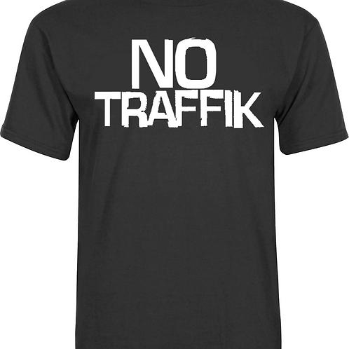 No Traffik Logo Tee