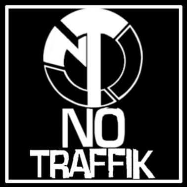 No Traffik 'Icon' Sticker