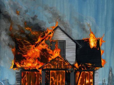 Greta Thunberg, our burning house