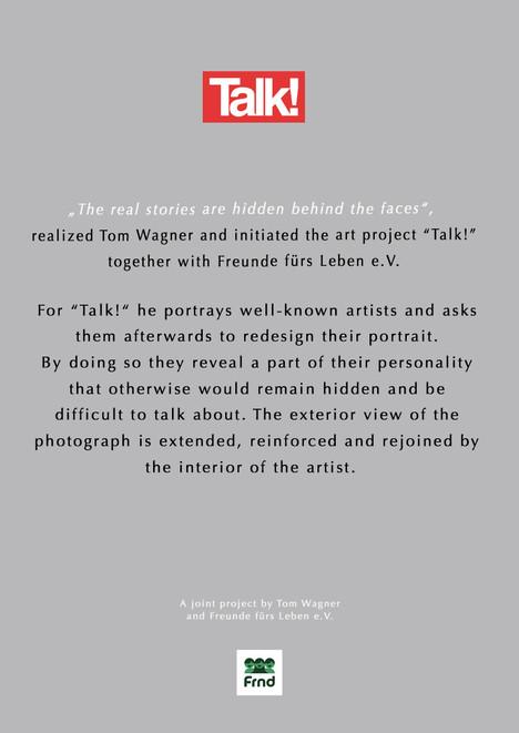 TALK! project info