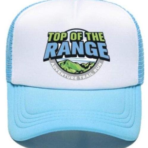 Top Of The Range Adventure Trail Run Trucker Hat