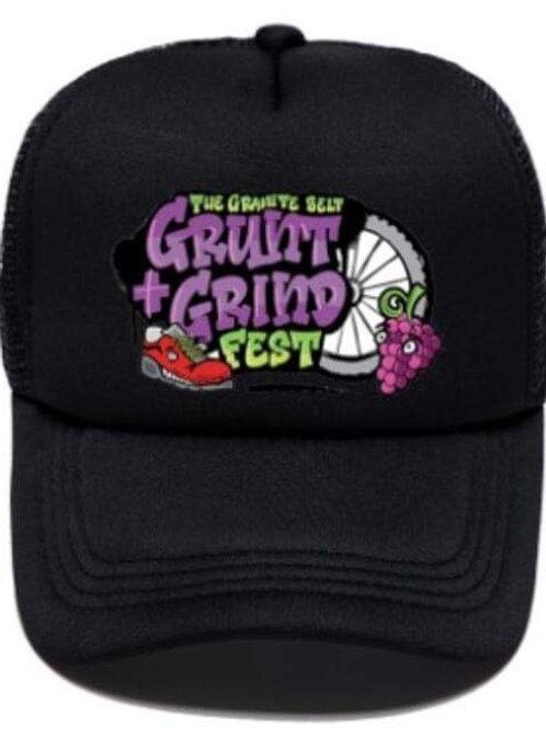 The Grunt & Grind Fest Logo Trucker