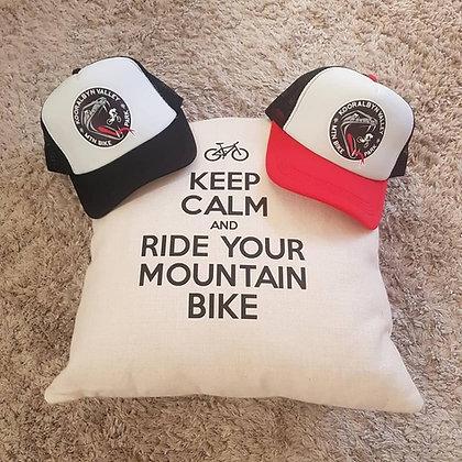 Kooralbyn Valley MTN Bike Park Logo Trucker Hat