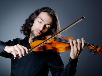 バイオリンアーティスト来日