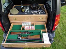 The estate gun drawer