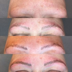 Restructure Microblading