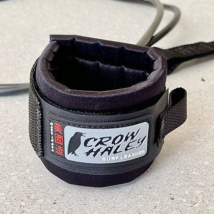 Crow Haley surf leashes ANKLE