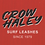 Thumbnail: Crow Haley surf leashes KNEE