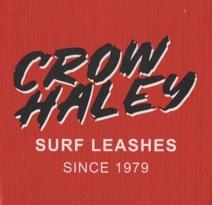 - KNEE - Crow Haley, surf leashes