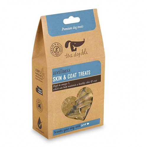Dog Deli Wellness - Skin & Coat 165g