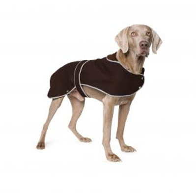 Timberwolf Wax Dog Coat - XXL