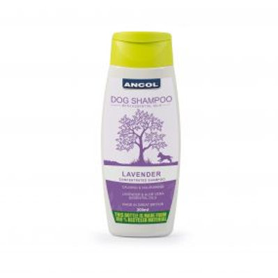 Ancol Concentrated Shampoo - Lavender