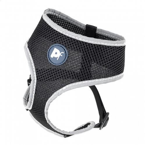Reflective Comfort Harness (Black)