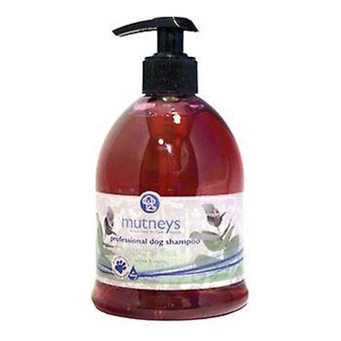 Natural Flea Shampoo