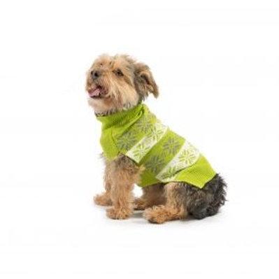 Nordic Dog Jumper - Green