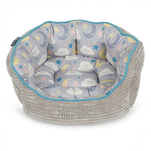 Little Petface Oval Bed