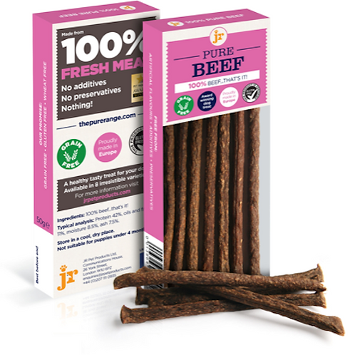 Meat Sticks - Pure Beef