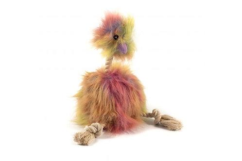 Fluffy Emu