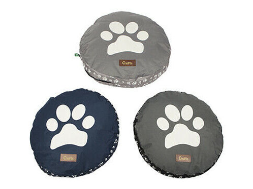 Crufts 80cm Large Round Bed
